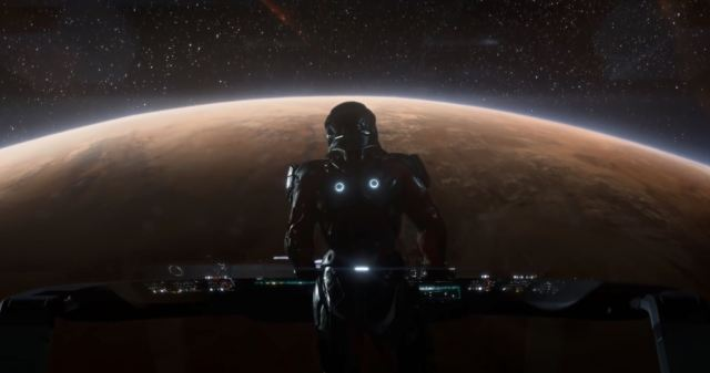 Mass Effect Andromeda teaser screenshot