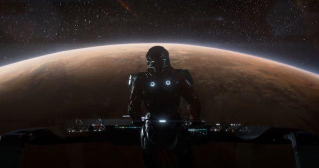 Mass Effect Andromeda teaser screenshot