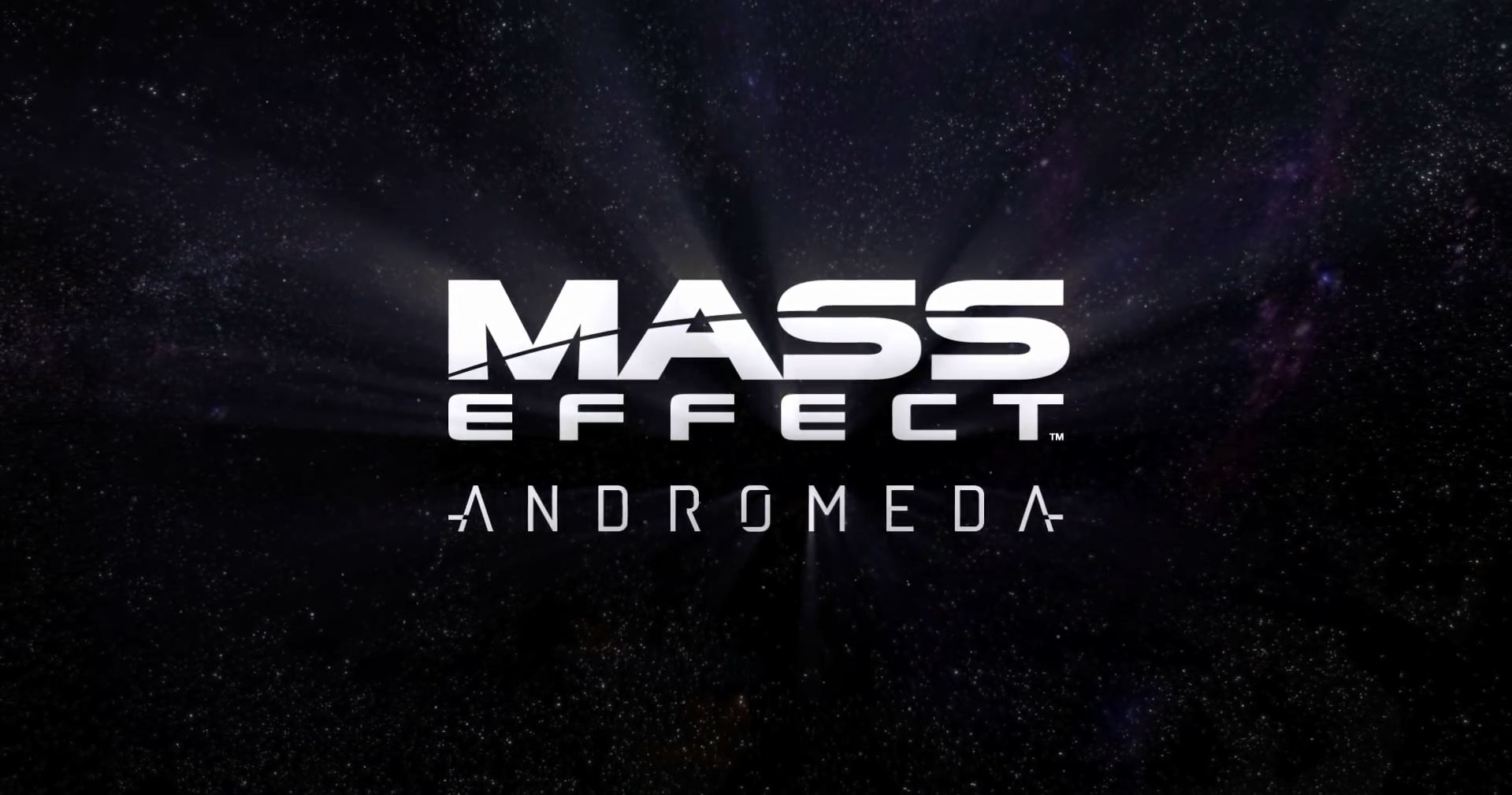 Mass Effect Andromeda title banner