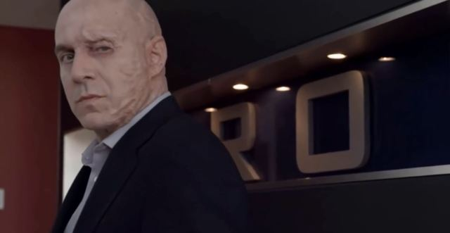 Continuum update season 4 - scarred inspector dillon