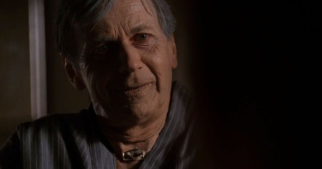 X-Files Revival miniseries. Aging Cigarette Smoking Man from season 9