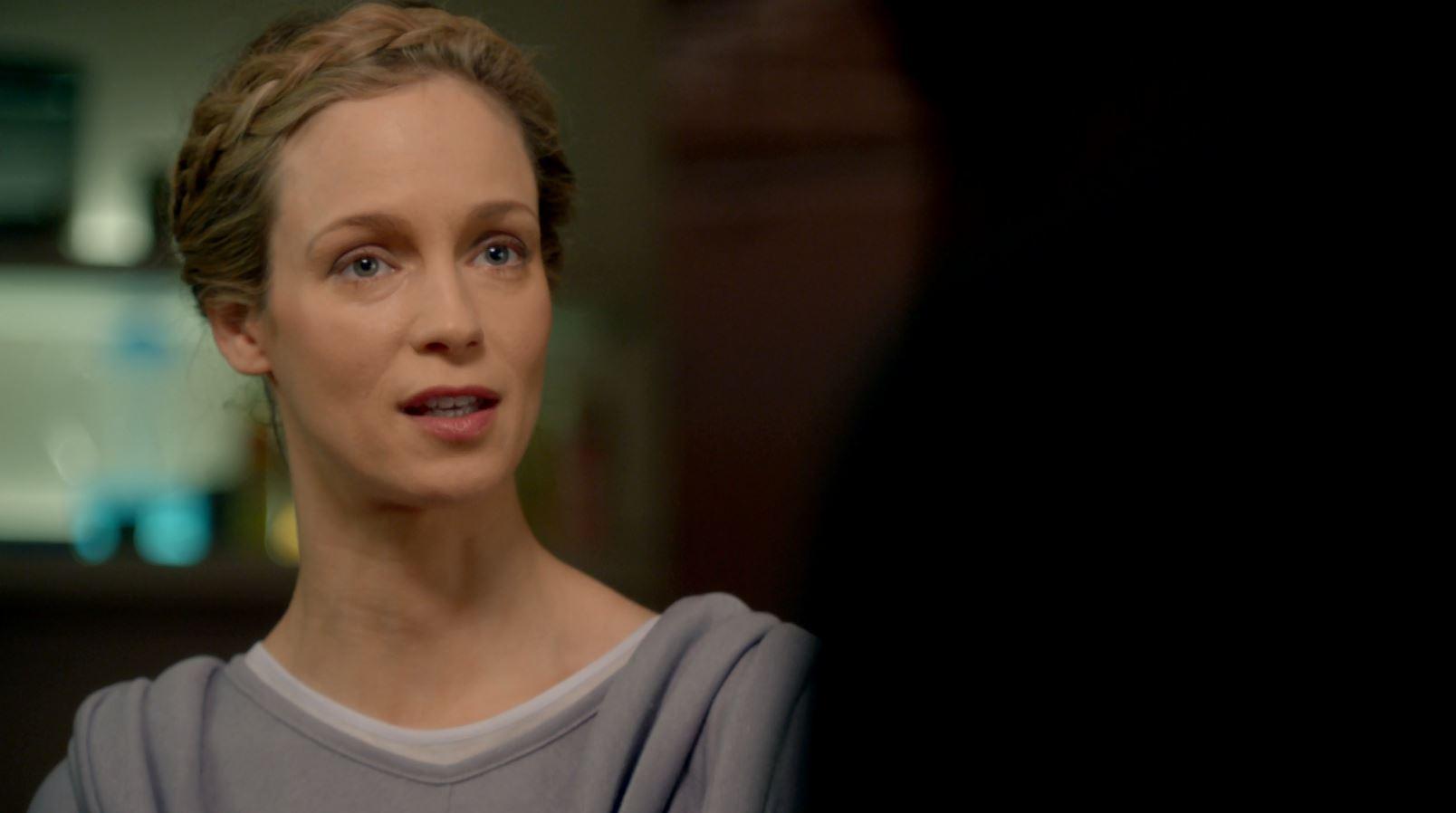 Laura Regan as Agatha. Minority Report Pilot Review