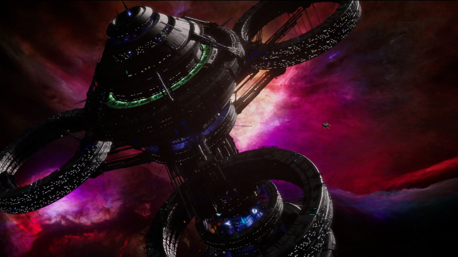 dark matter space station - photo #4