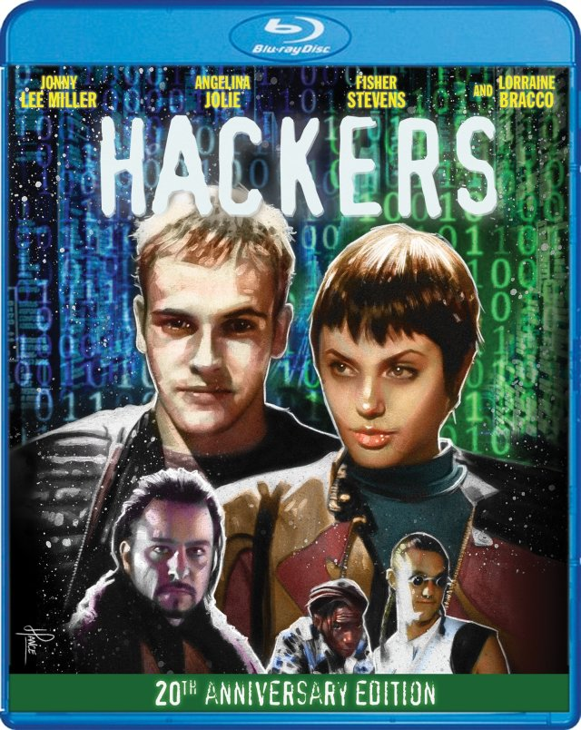 Hackers 20th Anniversary Edition Blu-Ray Review
