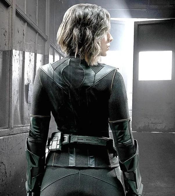 Agents of SHIELD Season 3 Preview. Chloe Bennett hot ass