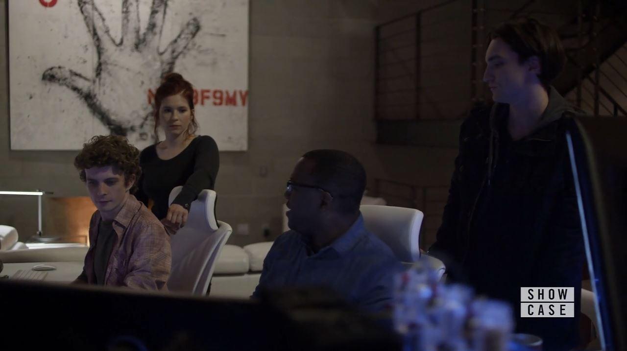 Alec Sadler and Liber8 ream up. Continuum Season 4 Premiere Review