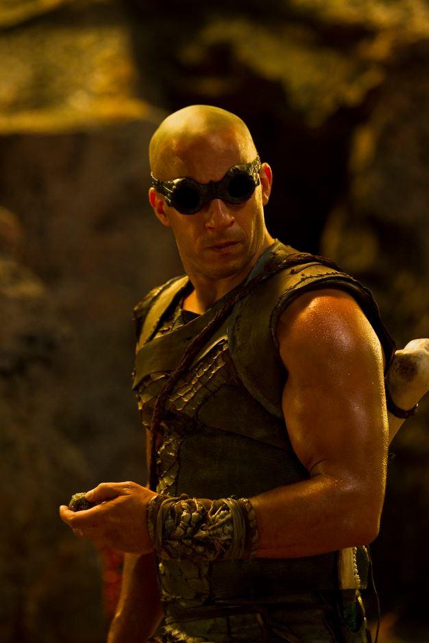 Riddick 4: Furya Vin Diesel