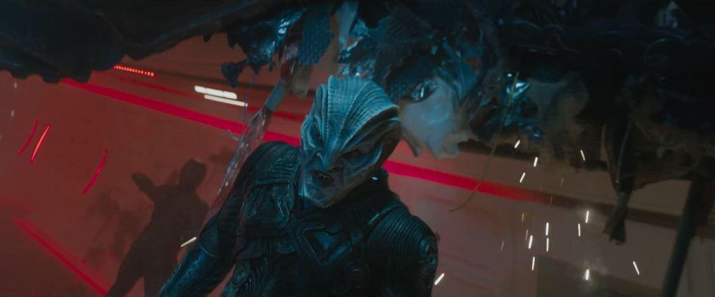 Idris Elba in Star Trek Beyond