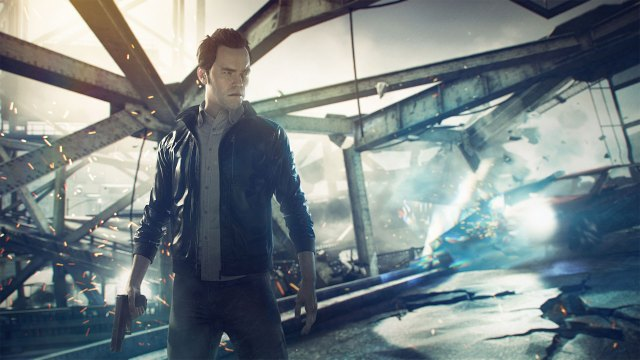 Quantum Break Review. Joyce