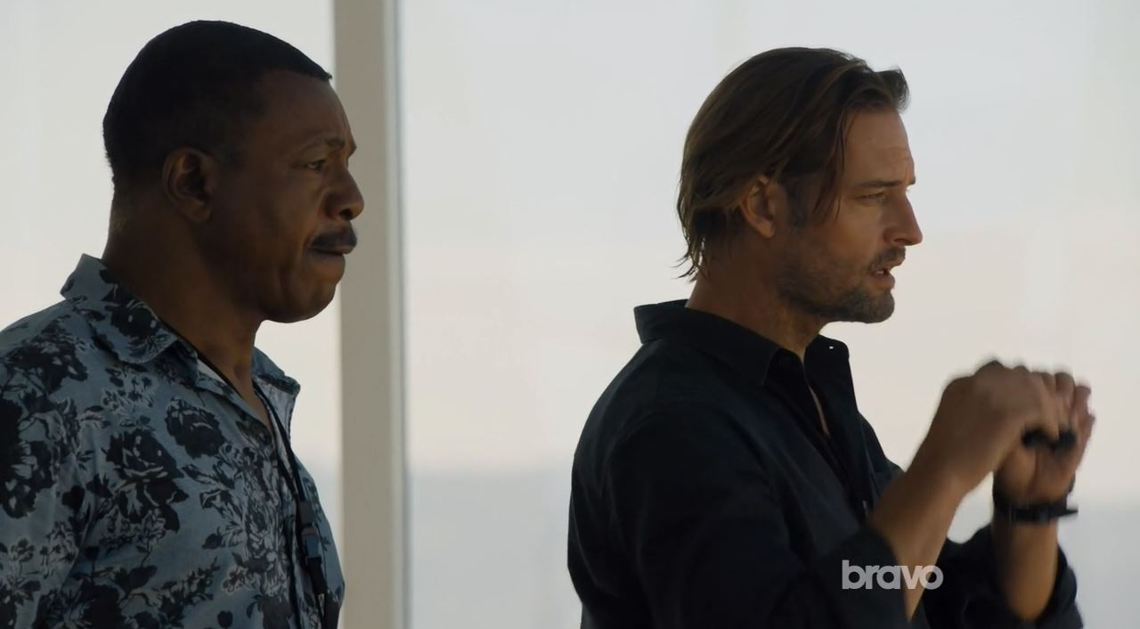 Colony S1Ep9 Zero Day Review. Will and Beau look at LA