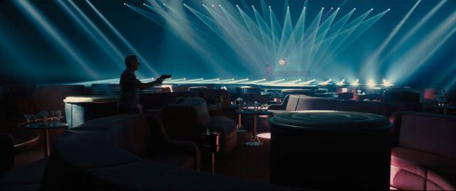 Harrison Ford as Rick Deckard in Blade Runner 2049