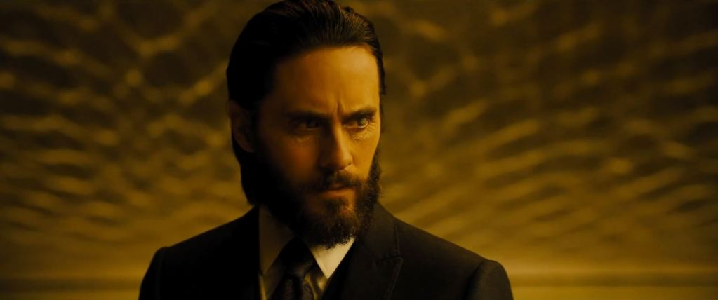 Jared Leto in Tron 3 or Tron Ares