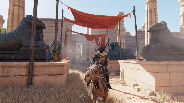 Assassin's Creed Origins - Just another temple