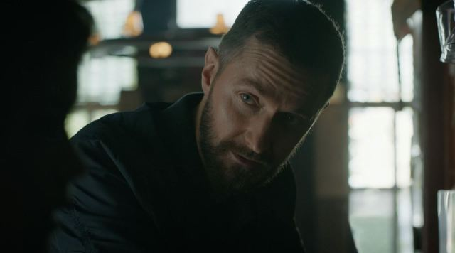 Berlin Station - Richard Armitage as Daniel Miller
