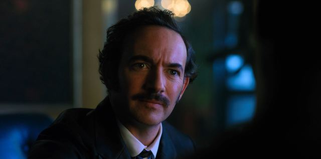 Altered Carbon - Chris Conner as Poe