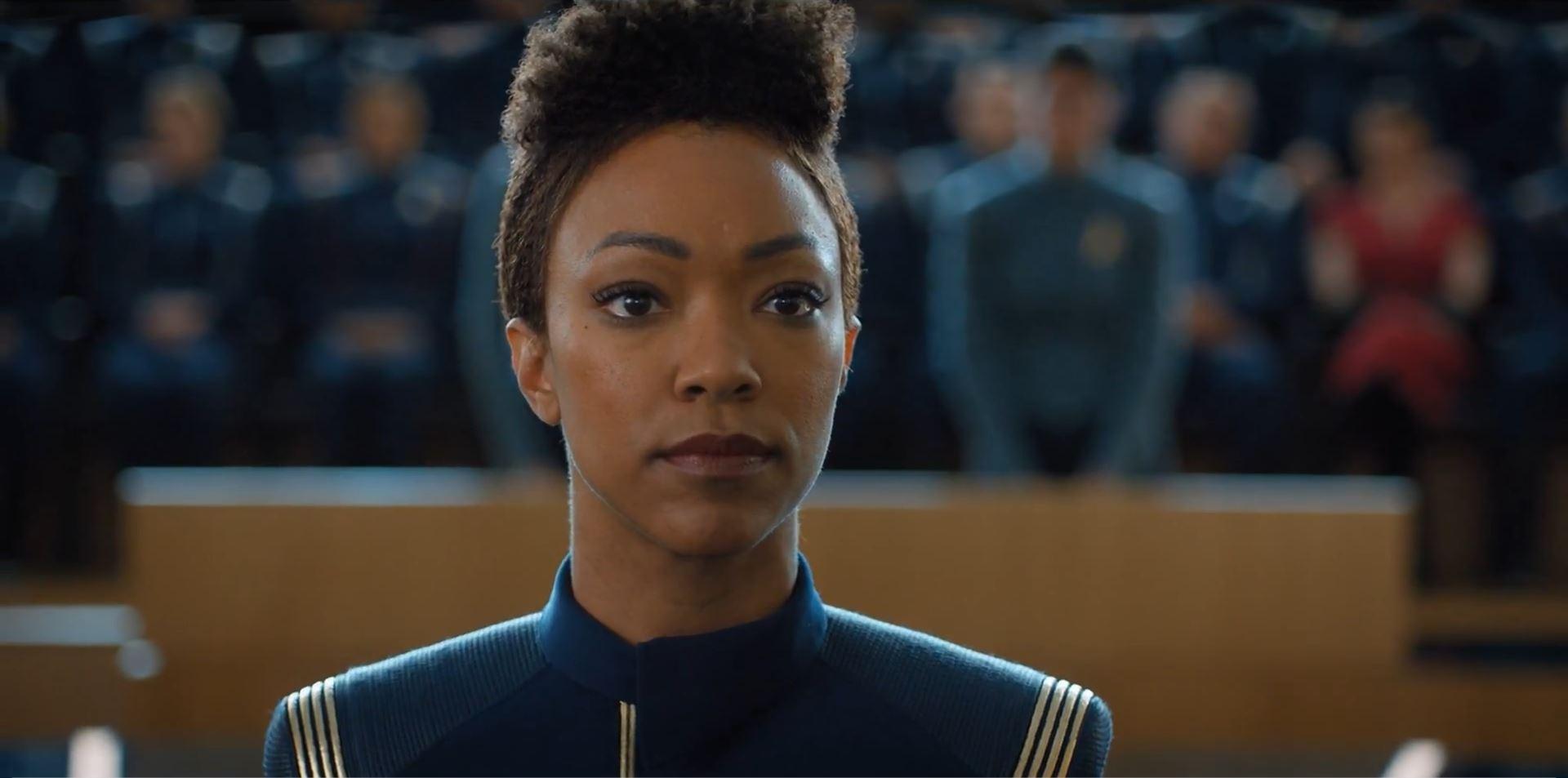 Star Trek Discovery - Burnham speec (Sonequa Martin Green)