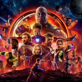 Avengers Infinity War Review wallpaper
