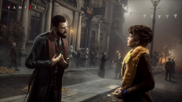 Vampyr Preview Reid talks