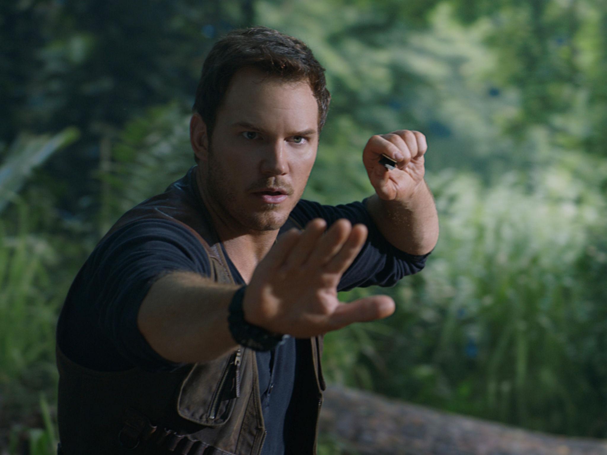 Jurassic World Fallen Kingdom Review Chris Pratt as Owen Grady
