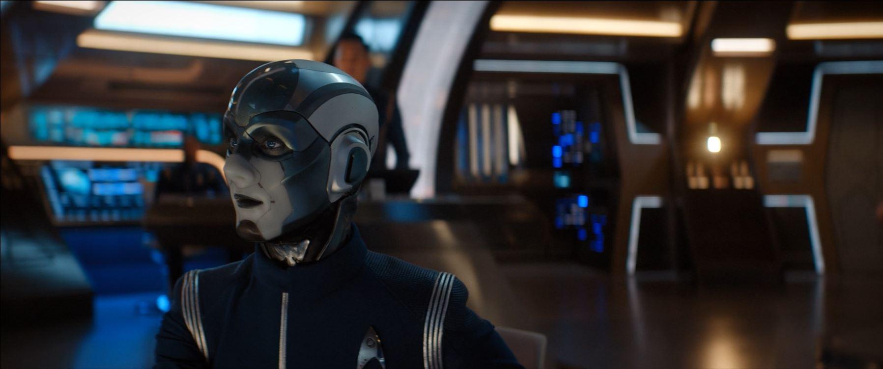 Airiam (Sarah Mitich) - Star Trek Discovery S02E02 New Eden Review