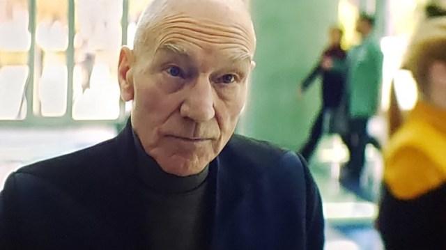 Star Trek Picard - Patrick Stewart as Jean-Luc