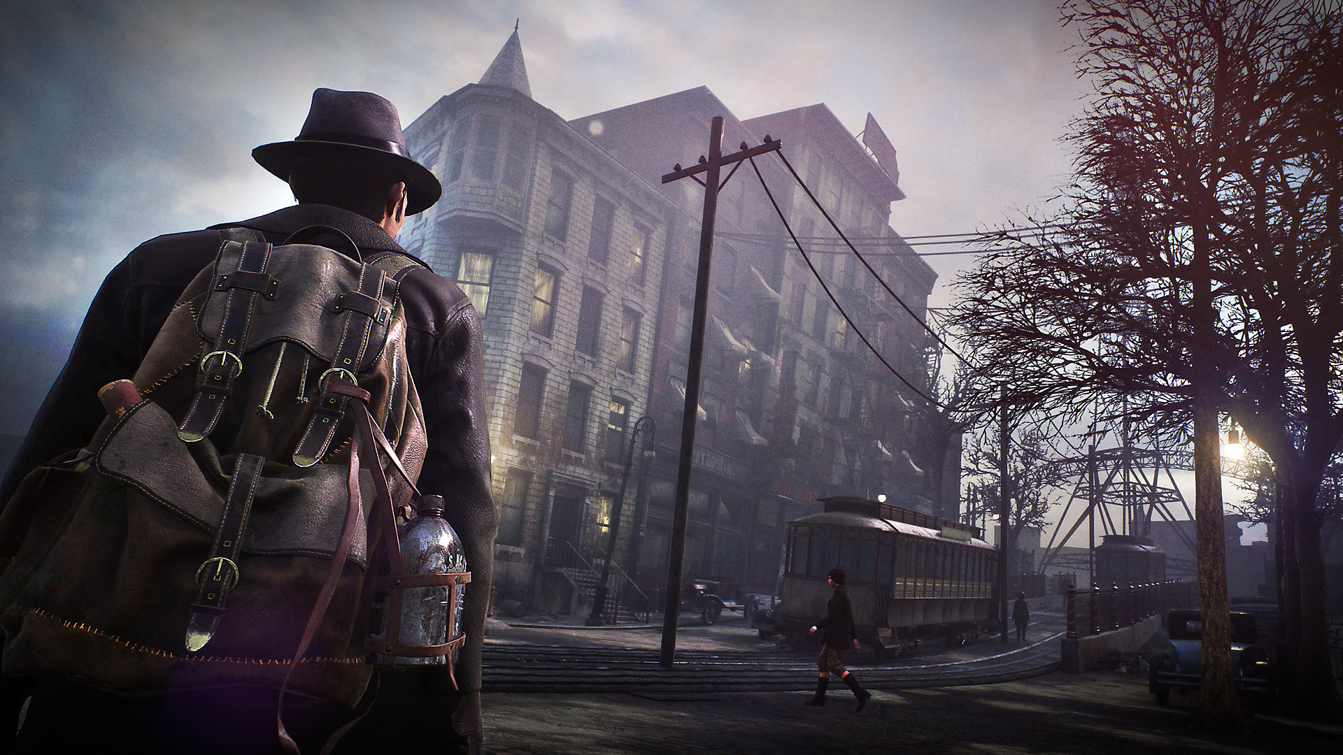 The Sinking City Review - Charles wanders through Oakmont