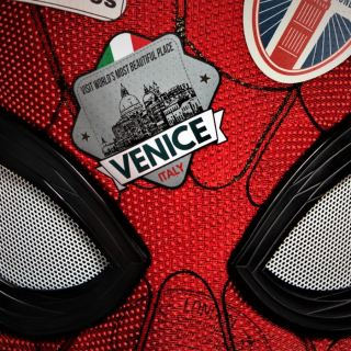 Spider-Man Far From Home wallpaper