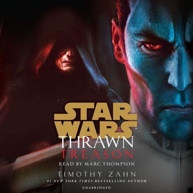 Star Wars Thrawn Treason Review