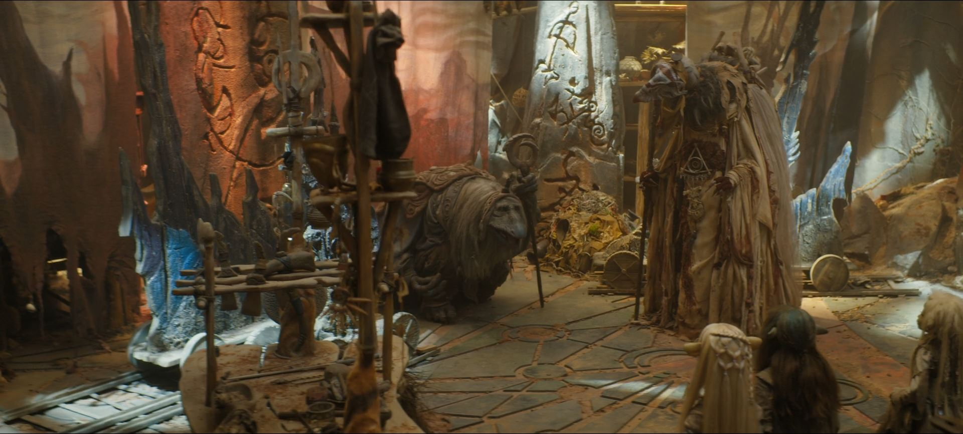 The Dark Crystal Age of Resistance - urgoh and the conqueror