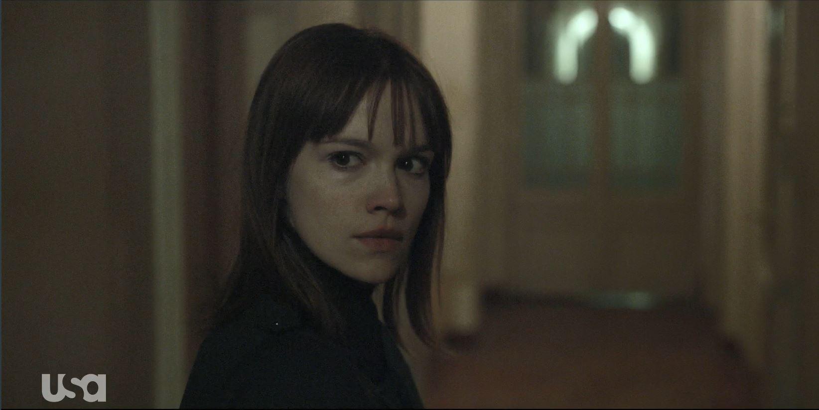 Treadstone Review - Emilia Schule as Petra