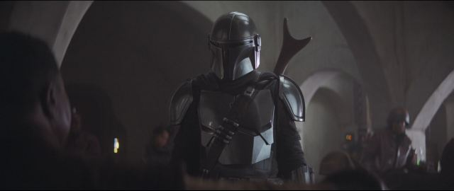The Mandalorian Chapter 3 The Sin Review - Mando in his new armour
