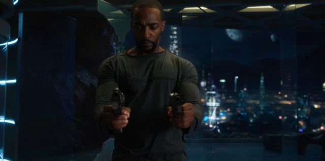 Altered Carbon Season 2 Review - Takeshi Kovacs testing the weapons augment