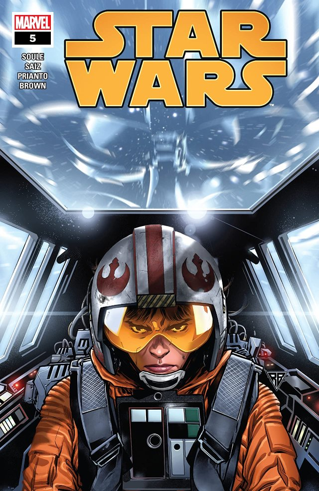 Star Wars 2020 issue 5 cover