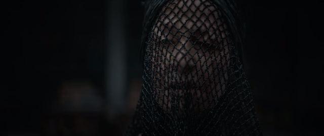 Dune movie trailer Charlotte Rampling as Gaius Helen Mohiam