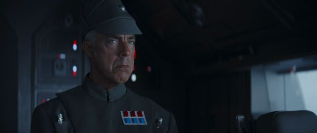 Titus Welliver as imperial commander in The Mandalorian (1)