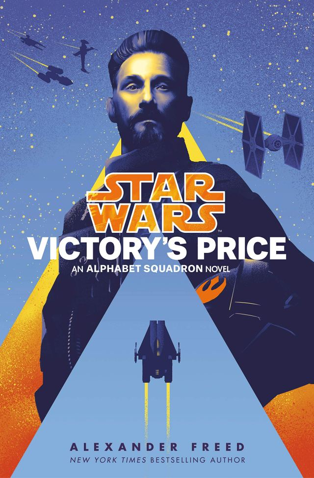 Star Wars Victory's Price by Alexander Freed cover