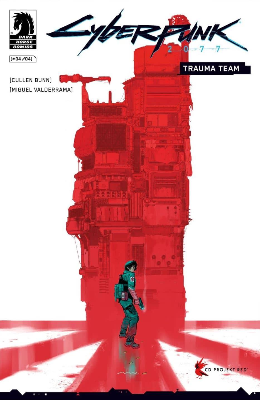 Trauma Team cover Cyberpunk 2077 by Miguel Valderrama
