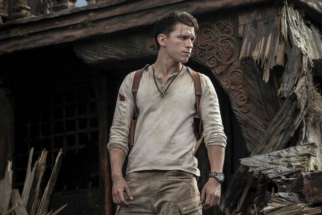Most Anticipated Movies of 2021 Uncharted Tom Holland as Nathan Drake