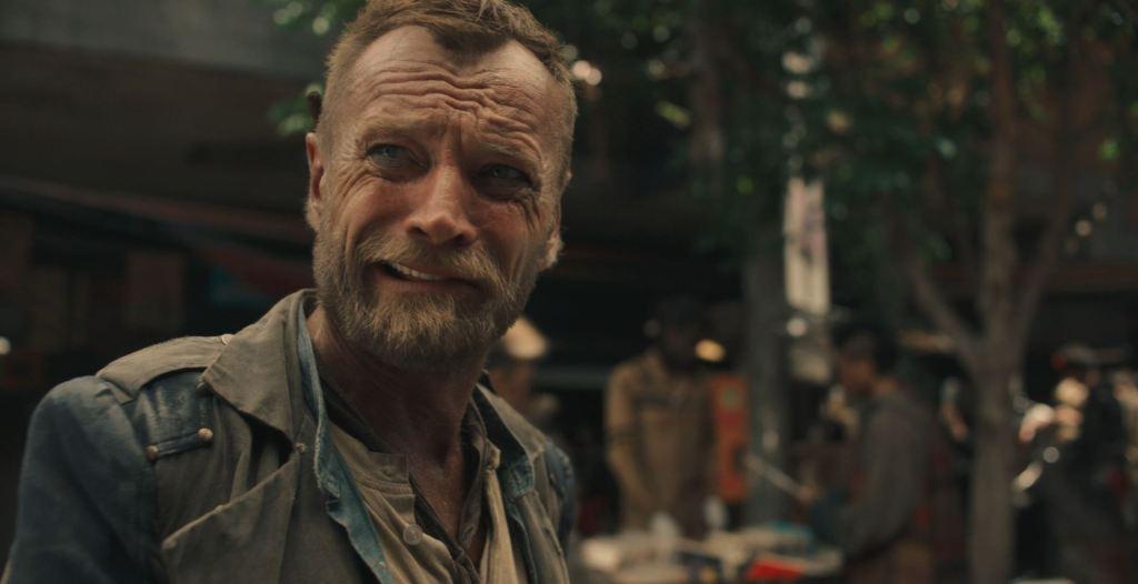 Richard Dormer as Sam Vimes in The Watch