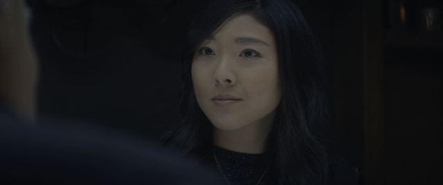 Miki Ishikawa as Leah in The Falcon and the Winter Soldier