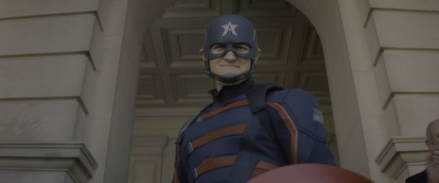 The New Captain America