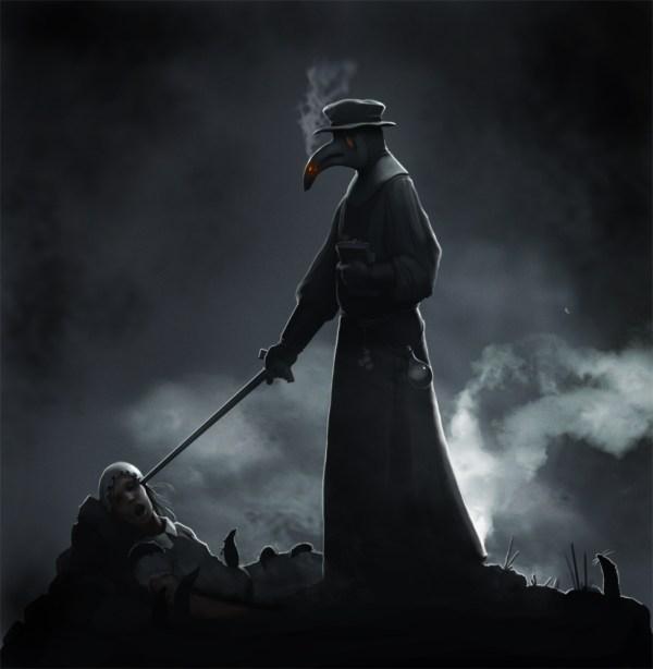 Dark Fantasy Art Of Mihail Glooh Horror