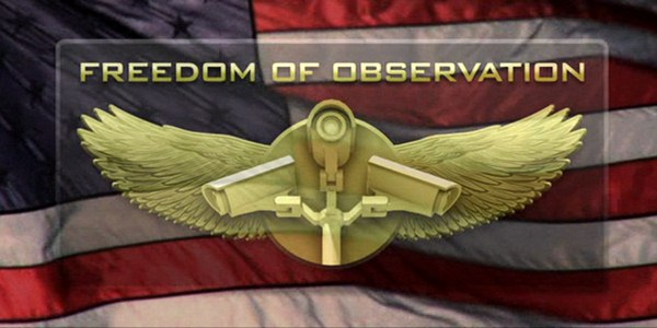 Eyeborgs: Freedom Of Observation