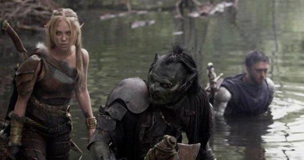Schattenkrieger: Elf, Ork, Mensch