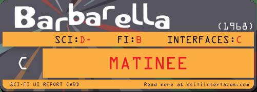 Barbarella-Report-Card