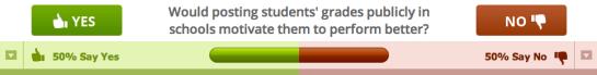 Screen cap from debate.org