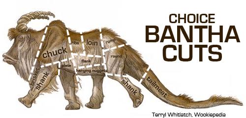 bantha-cuts
