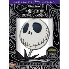 loot nightmarebeforechristmas dvd