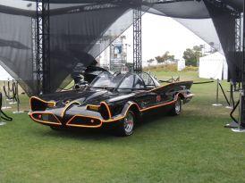SDCC 2012 Batmobile 2