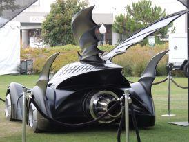 SDCC 2012 Batmobile 3